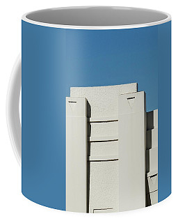 Art Deco Architecture Abstract 2 Coffee Mug