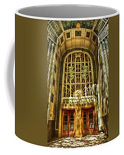 Art Deco Marine Building Coffee Mug