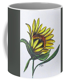 Coffee Mug featuring the painting Art Doodle No. 22 by Clyde J Kell