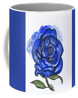 Coffee Mug featuring the mixed media Art Doodle No. 27 by Clyde J Kell