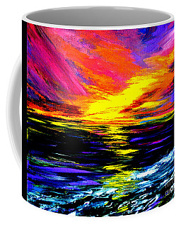 Art For Health And Life. Painting 8. Splendid Coffee Mug