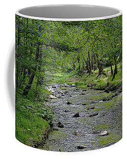 Art In The Forest Coffee Mug