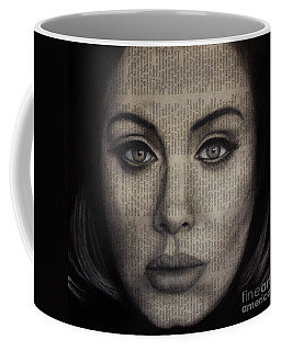 Art In The News 72-adele 25 Coffee Mug