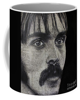 Art In The News 95-steve Prefontaine Coffee Mug
