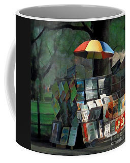 Art In The Park - Central Park New York Coffee Mug