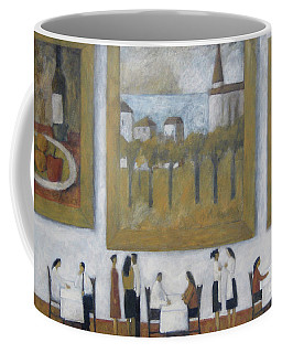 Art Is Long, Life Is Short Coffee Mug by Glenn Quist