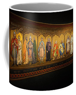 Coffee Mug featuring the photograph Art Mural by Jeremy Lavender Photography