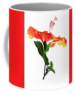 Art Orange Coffee Mug