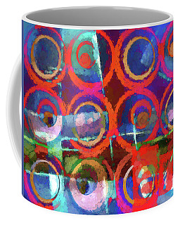 Art Poster Paint Coffee Mug