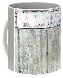 Coffee Mug featuring the painting Art Print Abstract 101 by Harry Gruenert