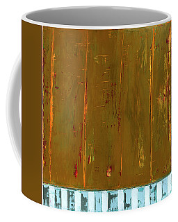 Coffee Mug featuring the painting Art Print Big Top by Harry Gruenert