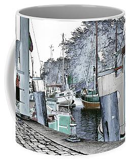 Art Print Boat 2 Coffee Mug