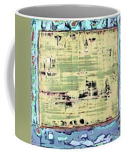 Art Print California 01 Coffee Mug