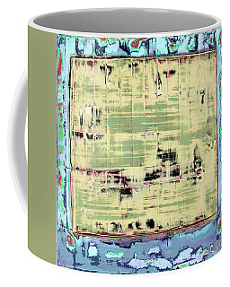 Coffee Mug featuring the painting Art Print California 01 by Harry Gruenert