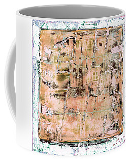 Coffee Mug featuring the painting Art Print California 02 by Harry Gruenert