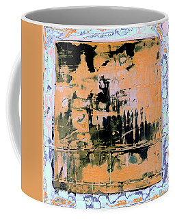 Coffee Mug featuring the painting Art Print California 07 by Harry Gruenert