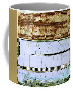 Coffee Mug featuring the painting Art Print Malibu by Harry Gruenert