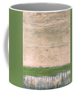 Coffee Mug featuring the painting Art Print Nez Perce by Harry Gruenert