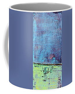 Coffee Mug featuring the painting Art Print Sierra 14 by Harry Gruenert