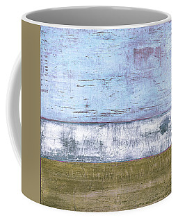 Coffee Mug featuring the painting Art Print Sierra 2 by Harry Gruenert