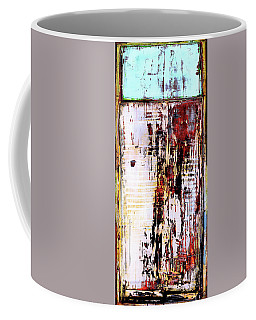 Coffee Mug featuring the painting Art Print Sierra 9 by Harry Gruenert