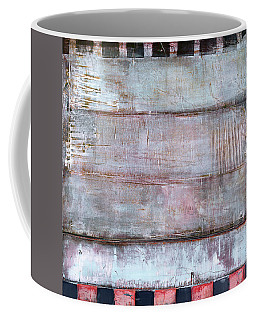 Coffee Mug featuring the painting Art Print Sierra 1 by Harry Gruenert