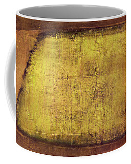 Coffee Mug featuring the painting Art Print Terra by Harry Gruenert