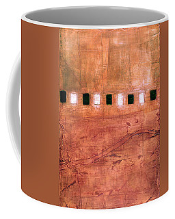Coffee Mug featuring the painting Art Print U10 by Harry Gruenert