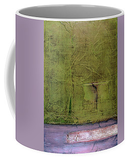 Coffee Mug featuring the painting Art Print U5 by Harry Gruenert