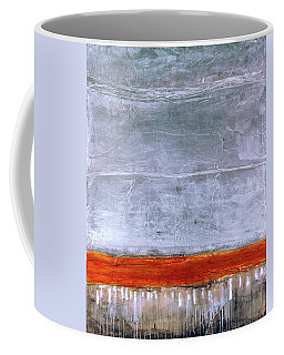 Coffee Mug featuring the painting Art Print U9 by Harry Gruenert