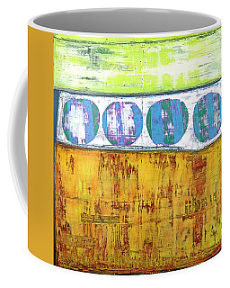 Coffee Mug featuring the painting Art Print Venice by Harry Gruenert