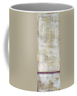 Coffee Mug featuring the painting Art Print Whitewall 1 by Harry Gruenert