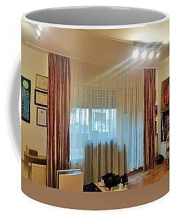 Art Studio Front View Coffee Mug