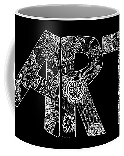 Art Within Art Coffee Mug by Samantha Thome