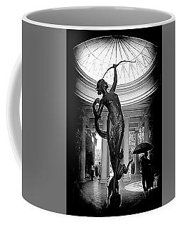 Coffee Mug featuring the photograph Artemis At Huntington Library by Lori Seaman
