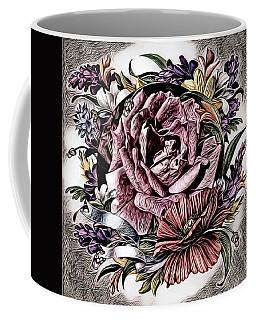 Artful Oasis Digital Art 5 Coffee Mug