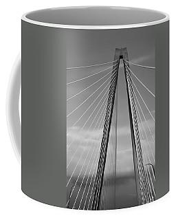 Arthur Ravenel Jr Bridge II Coffee Mug