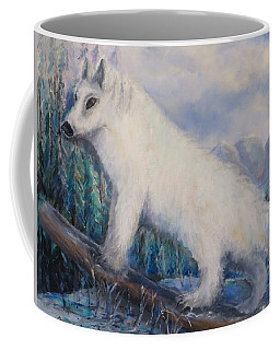 Artic Fox Coffee Mug