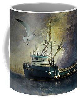 Artic Ice To Sea Coffee Mug