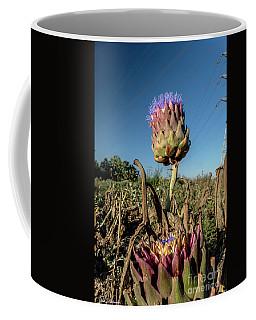 Artichoke, 02 Coffee Mug