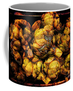 Artichoke Evolution 3 Coffee Mug