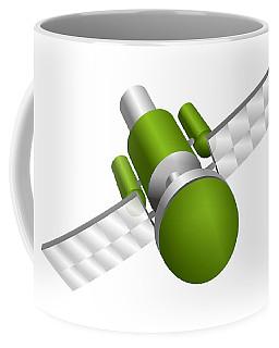 Artificial Satellite Coffee Mug