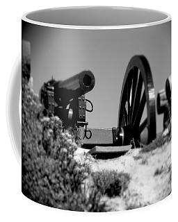 Artillery Lunette Coffee Mug