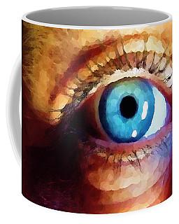 Artist Eye View Coffee Mug
