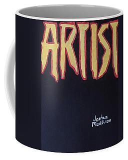 Artist 2009 Movie Coffee Mug