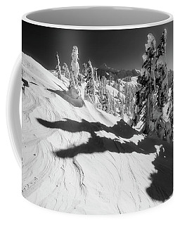 Artist Point Black And White Coffee Mug