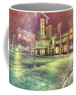 Artistic Ann Arbor Coffee Mug