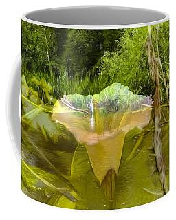 Artistic Double Coffee Mug