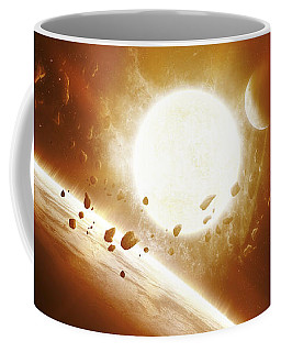 Artists Concept Of 51 Pegasi Coffee Mug