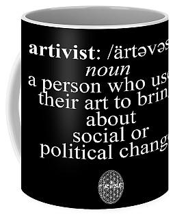 Artivism Coffee Mug